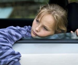 เมื่อเกิดอาการเมารถ ควรทำอย่างไรดี